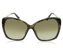 MJ 614/S Oversized Damen-Sonnenbrille