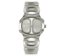 Born JC - Armbanduhr in silber