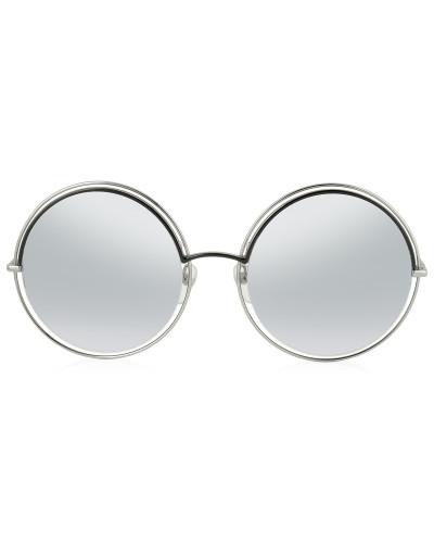 marc jacobs damen marc 11 s damen sonnenbrille aus metall. Black Bedroom Furniture Sets. Home Design Ideas