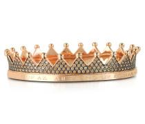 Regno Armband aus Silber und Zirkon mit Krone