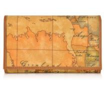 Brieftasche mit klassischem Geoprint