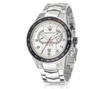 Corsa Chronograph Stainless Steel Men's Watch