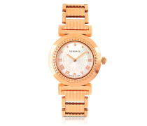 Vanity Lady Rose Gold Stainless Steel Women's Watch
