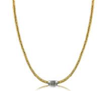 Capriccio - Halskette aus 18k Gold mit Diamanten