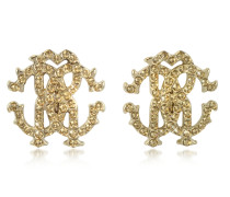 RC Lux Crystals Stud Earrings