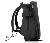 Isar Memory Tech Rucksack in schwarz