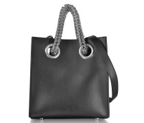 Genesis Sq Shopping Bag w/Boxy Chain Straps