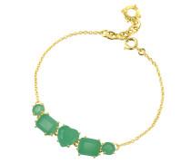 La Diamantine 5 Glasperlen Armband