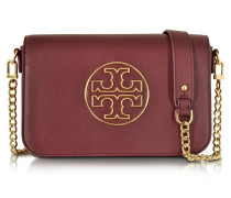 Isabella Leather Clutch
