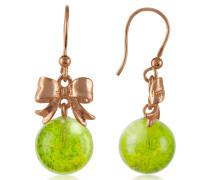 Ohrringe in grün
