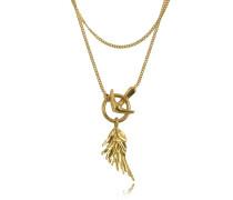 Bing Antique Halskette in gold
