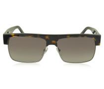 MARC 56/S Sonnenbrille für Herren aus Acetat und Metall