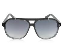 SC0076S Damen Sonnenbrille im Pilotenstyle aus Acetat
