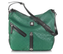 Every Boly Green Angel Printed Shoulder Bag