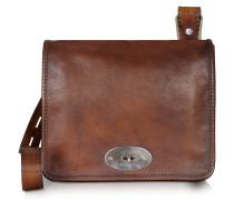 Crossbody Tasche aus echtem Leder