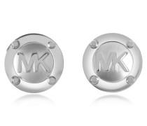 Heritage MK Ohrringe mit Logo
