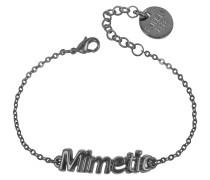 Schwarzes ''Mimetic'' Armband