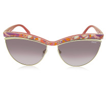 EP0010 Fantasy Cat Eye Damen-Sonnenbrille aus Acetat