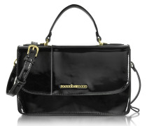Handtasche aus Eco-Lackleder