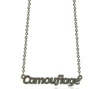 Khaki ''Camouflage'' Halskette