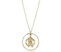Rc Icon Lange Halskette mit Anhänger