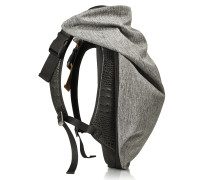 Nile Eco Yarn Rucksack in Manganite Basalt