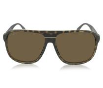 GG 1076/S Sonnenbrille im Pilotenstyle aus Aluminium