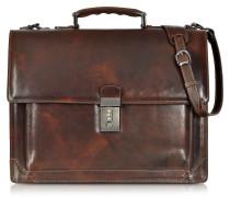 Cristoforo Colombo Collection Brieftasche aus Leder