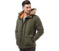 Herren Originals Mountain Parka Jacke Grün