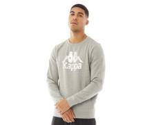 Authentic Eslogari Logo Sweatshirt Hellmeliert