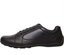 Low Profile Plain Toe Oxford Schuhe