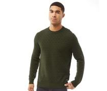 Jprblake Pullover mit Rundhalsausschnitt Khaki