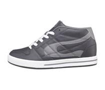 Duffs Herren Skate Sneakers Grau