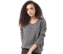 adidas Neo Womens Knitted Sweater Black