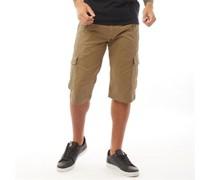 Mosley Cargo Shorts Beige