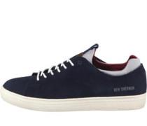 Herren Holmes Wildleder Sneakers Navy