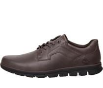 Herren Bradstreet Oxford Schuhe Braun