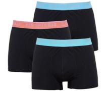 Herren Connar Boxershorts Black/Black/Black