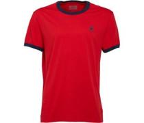 Herren Chuck Ringer Salsa T-Shirt Rot