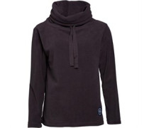 Board Angels Damen Fleece Grau