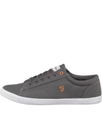 Farah Vintage Herren Brucey Freizeit Schuhe Anthrazit