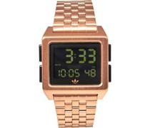 Unisex Archive_M1 Armbanduhr Metallic
