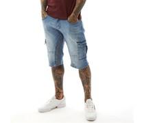 Fleming Denim Shorts