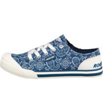 Damen Danna Jazzin Freizeit Schuhe Blue