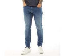 Overburg Jeans mit zulaufendem Bein Mittel