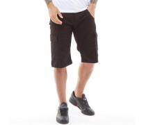 Fresno Cargo Shorts Schwarz