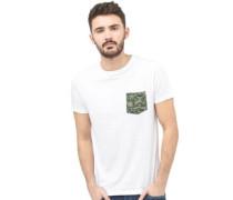Herren Pulp T-Shirt Weiß