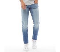 Glenn Original Jeans in Slim Passform Denim