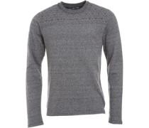 Herren Sweatshirt Grey