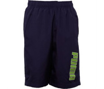 Jungen Graphic Woven Bermuda Shorts Dunkelblau